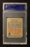 1949 Bowman #233  Larry Doby  Back Thumbnail