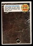 1970 Topps Man on the Moon #60 C  Destination Moon Front Thumbnail