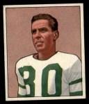 1950 Bowman #25  Bosh Pritchard  Front Thumbnail