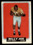 1964 Topps #50  Billy Joe  Front Thumbnail