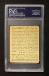 1935 Diamond Stars #54 ERR Hank Greenberg   Back Thumbnail
