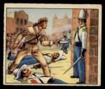 1949 Bowman Wild West #3 C Col. James Bowie  Front Thumbnail