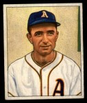 1950 Bowman #140  Pete Suder  Front Thumbnail
