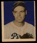 1949 Bowman #99  Frank Gustine  Front Thumbnail