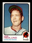 1973 Topps #591  Mike Hedlund  Front Thumbnail