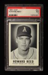 1960 Leaf #84  Howard Reed  Front Thumbnail