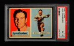 1957 Topps #137  Lynn Chandnois  Front Thumbnail