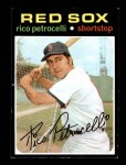 1971 Topps #340  Rico Petrocelli  Front Thumbnail
