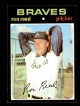 1971 Topps #359  Ron Reed  Front Thumbnail