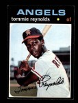 1971 Topps #676  Tommie Reynolds  Front Thumbnail