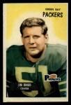 1955 Bowman #70  Jim Ringo  Front Thumbnail