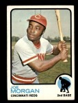 1973 Topps #230  Joe Morgan  Front Thumbnail