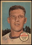 1967 Topps Poster Pin-Up Poster #17  Bobby Knoop  Front Thumbnail