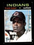 1971 Topps #689  Frank Baker  Front Thumbnail