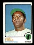 1973 Topps #622  Larry Hisle  Front Thumbnail