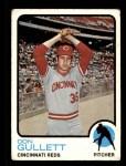 1973 Topps #595  Don Gullett  Front Thumbnail