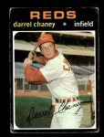 1971 Topps #632  Darrel Chaney  Front Thumbnail