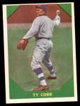 1960 Fleer #42  Ty Cobb  Front Thumbnail