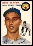 1954 Topps #131  Reno Bertoia  Front Thumbnail