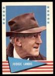 1961 Fleer #53  Judge Landis  Front Thumbnail