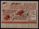 1958 Topps #73  Pete Daley  Back Thumbnail