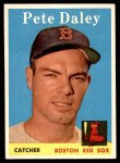 1958 Topps #73  Pete Daley  Front Thumbnail