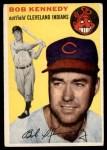 1954 Topps #155  Bob Kennedy  Front Thumbnail