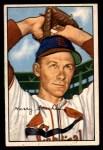 1952 Bowman #176  Harry Brecheen  Front Thumbnail