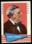 1961 Fleer #18  Charles Comiskey  Front Thumbnail