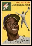 1954 Topps #52  Vic Power  Front Thumbnail
