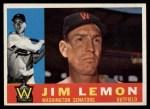 1960 Topps #440  Jim Lemon  Front Thumbnail
