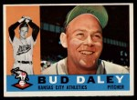 1960 Topps #8  Bud Daley  Front Thumbnail