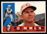 1960 Topps #45  Roy McMillan  Front Thumbnail