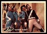 1958 Topps Zorro #32   After Him! Front Thumbnail