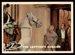 1958 Topps Zorro #44   The Capitans Front Thumbnail