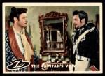 1958 Topps Zorro #79   The Capitans Vow Front Thumbnail
