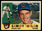 1960 Topps #162  Sammy Taylor  Front Thumbnail