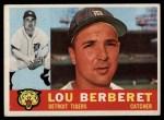 1960 Topps #6  Lou Berberet  Front Thumbnail
