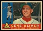 1960 Topps #307  Gene Oliver  Front Thumbnail