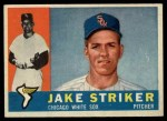 1960 Topps #169  Jake Striker  Front Thumbnail