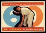 1960 Topps #553   -  Bill Skowron All-Star Front Thumbnail