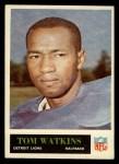 1965 Philadelphia #69  Tom Watkins  Front Thumbnail