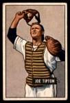 1951 Bowman #82  Joe Tipton  Front Thumbnail