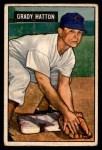 1951 Bowman #47  Grady Hatton  Front Thumbnail
