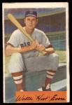 1954 Bowman #18  Hoot Evers  Front Thumbnail
