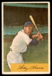 1954 Bowman #94 ALL Solly Hemus  Front Thumbnail