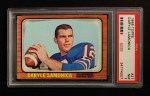 1966 Topps #27  Daryle Lamonica  Front Thumbnail