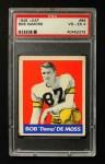 1948 Leaf #86  Bob Demoss  Front Thumbnail