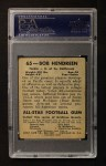 1948 Leaf #65  Bob Hendreen  Back Thumbnail
