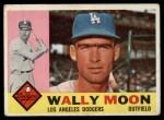 1960 Topps #5  Wally Moon  Front Thumbnail